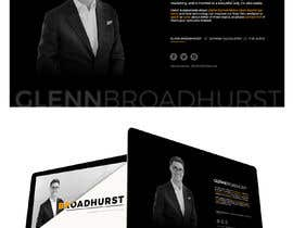 #160 cho New Private Personal Website 2 PAGES bởi zhoocka