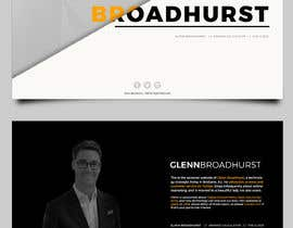 #189 cho New Private Personal Website 2 PAGES bởi zhoocka