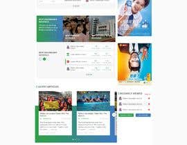 #80 for Redesign an existing website - 2 Pages by aatir