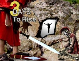 #7 for Jesus arising from a tomb with two royal guards near him in a 7 days to die theme af danpurz