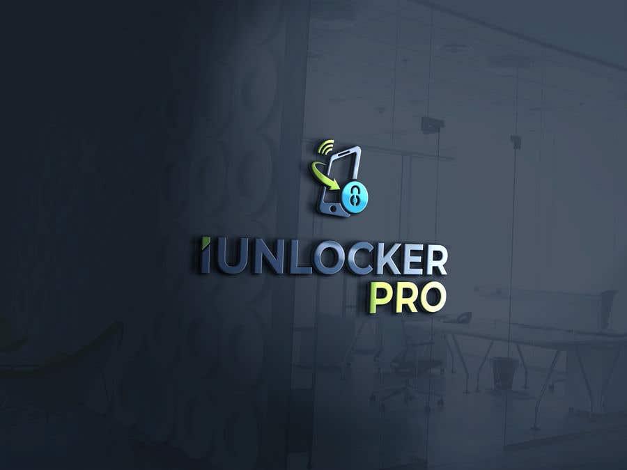 Contest Entry #143 for Logo Design for www.iunlockerpro.com