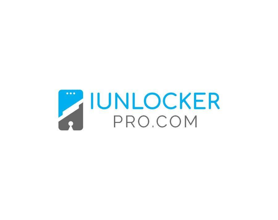 Proposition n°54 du concours Logo Design for www.iunlockerpro.com