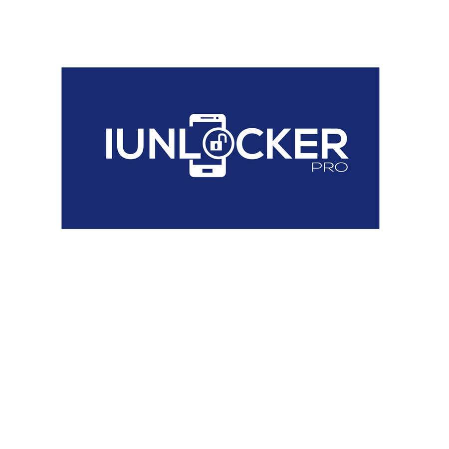 Penyertaan Peraduan #58 untuk Logo Design for www.iunlockerpro.com