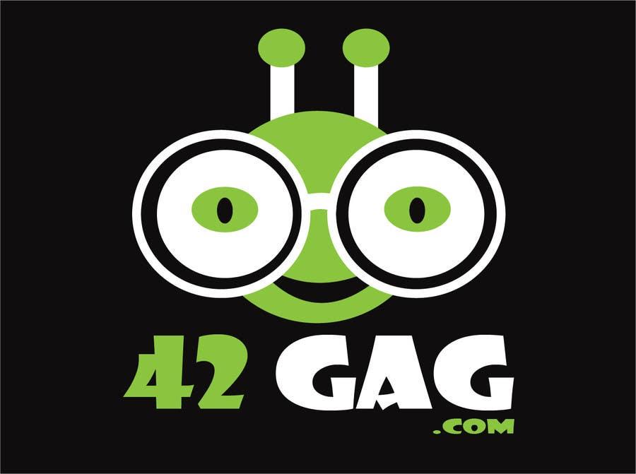 Inscrição nº                                         59                                      do Concurso para                                         Logo Design for sciency but funny image site: 42gag.com