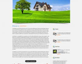 #6 for Website Design for land broker af vijayadesign