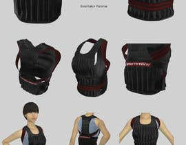 #17 for Sport Weight Vest - Codename: Thor by HanzVeyronn