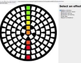 mattsrinc tarafından LED Display Animation & Effects Simulation için no 8