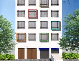 #56 cho Mexico City Building Facade bởi sundaralakshmi55