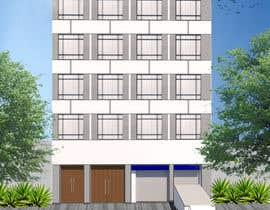 #58 cho Mexico City Building Facade bởi sundaralakshmi55