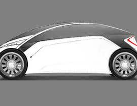 #179 for Create a design for the rumored Apple Electric Car by paulbarton74