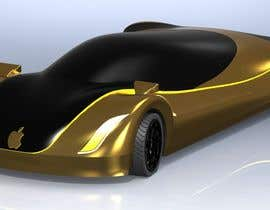#129 for Create a design for the rumored Apple Electric Car by mi1en