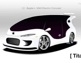 #73 for Create a design for the rumored Apple Electric Car by MSabor16