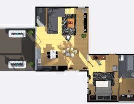 #26 para Flat plan & 3d views de TMKennedy