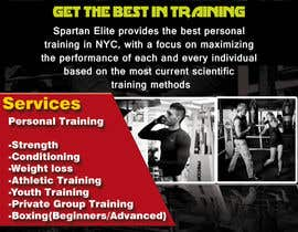 #4 para Design a Flyer for Personal Training Business por infosouhayl