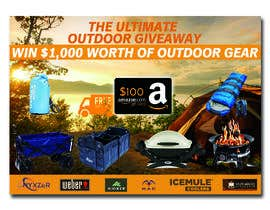 nº 51 pour OUTDOORS GIVEAWAY par irfananis07