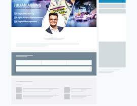 #57 for LinkedIn Background Image by firewardesigns