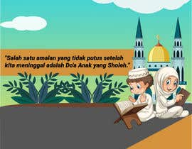 #5 untuk Design a brochure for reading Qur'an course oleh ndarujunior