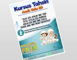 NaufalJundi19 tarafından Design a brochure for reading Qur'an course için no 9