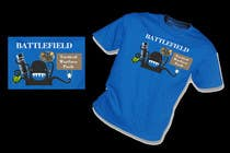 Proposition n° 21 du concours Graphic Design pour Battlefield Tactical Warfare Pack [Gaming] T-shirt Design
