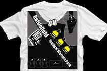 Proposition n° 28 du concours Graphic Design pour Battlefield Tactical Warfare Pack [Gaming] T-shirt Design