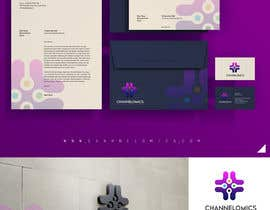 #909 para Corporate Identity for a Biotech Startup. de tarekrfahmy