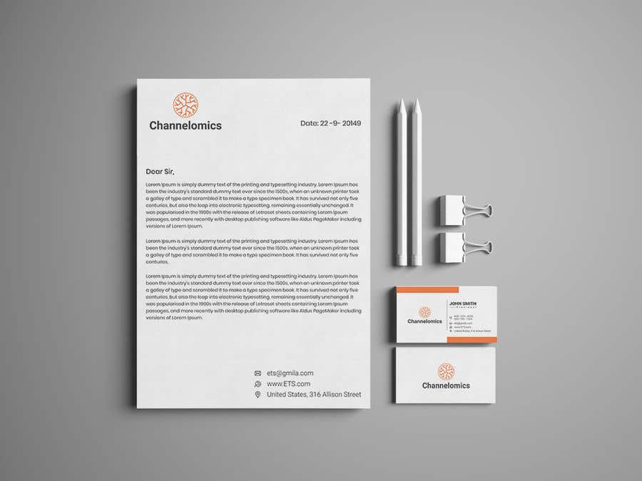 Proposition n°923 du concours Corporate Identity for a Biotech Startup.
