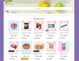 #12 para E-commerce site for cake shop por sharifkaiser
