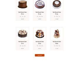 #21 para E-commerce site for cake shop por WhynoDev