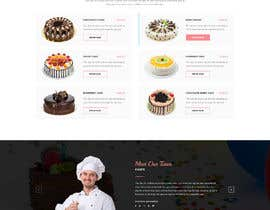 #5 para E-commerce site for cake shop por dreamitsolution