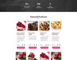 #6 para E-commerce site for cake shop por dreamitsolution