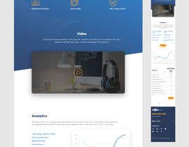 #25 for Redesign home landing page for wow.link by abuk007