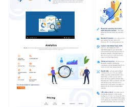#8 for Redesign home landing page for wow.link by saidesigner87