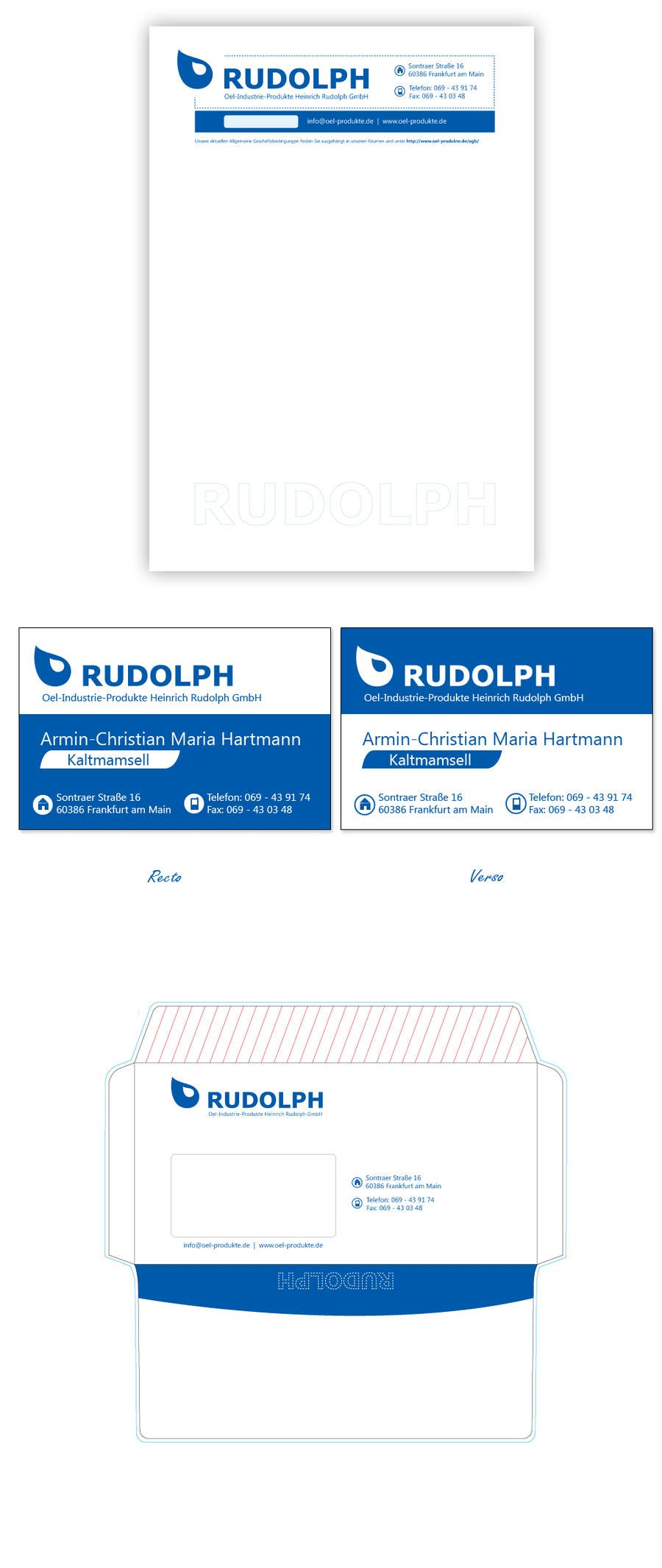 Proposition n°53 du concours Stationery and Business Card Design fitting our redesigned logo