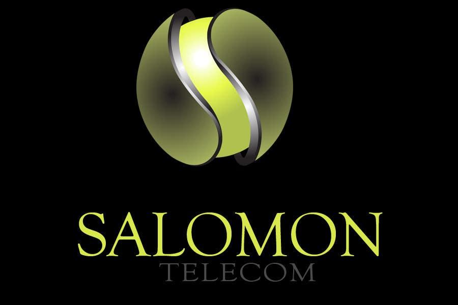 Inscrição nº 238 do Concurso para Logo Design for Salomon Telecom