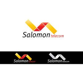 #150 para Logo Design for Salomon Telecom por lukaslx