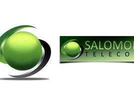 #110 para Logo Design for Salomon Telecom por jhharoon