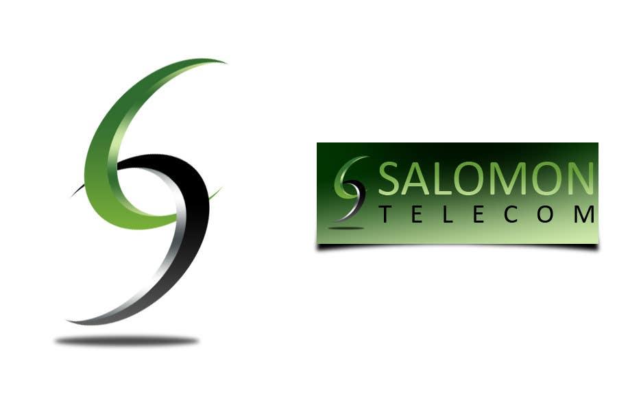 Inscrição nº 111 do Concurso para Logo Design for Salomon Telecom