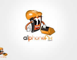 #32 for Logo Design for All Phone Fix af rogeliobello