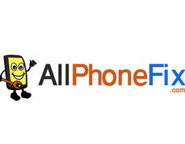 nº 6 pour Logo Design for All Phone Fix par sat01680
