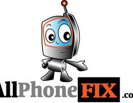 #38 for Logo Design for All Phone Fix af borkica