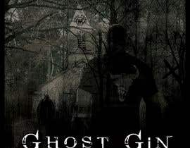 """#36 for I need a front lable for my gin """"Ghost Gin"""" af NatachaHoskins"""