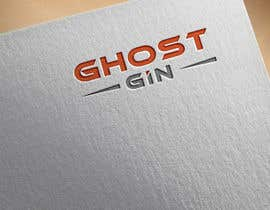 """#11 for I need a front lable for my gin """"Ghost Gin"""" af RedRose3141"""