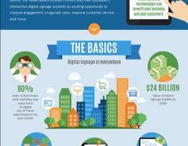 nº 8 pour Design an infographic par Soumiksagor
