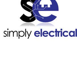 #78 para Create a business name and Logo Design for Electrical company por UnivDesigners