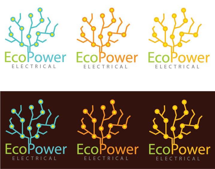 Inscrição nº                                         47                                      do Concurso para                                         Create a business name and Logo Design for Electrical company