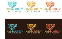 Bài tham dự #77 về Graphic Design cho cuộc thi Create a business name and Logo Design for Electrical company