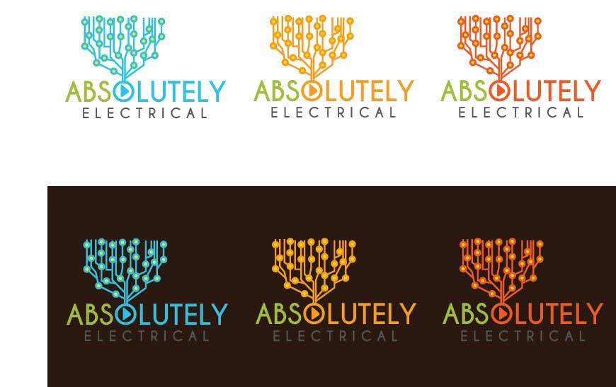 Inscrição nº                                         77                                      do Concurso para                                         Create a business name and Logo Design for Electrical company