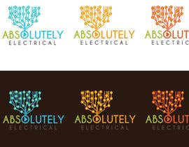 #77 untuk Create a business name and Logo Design for Electrical company oleh alexandracol