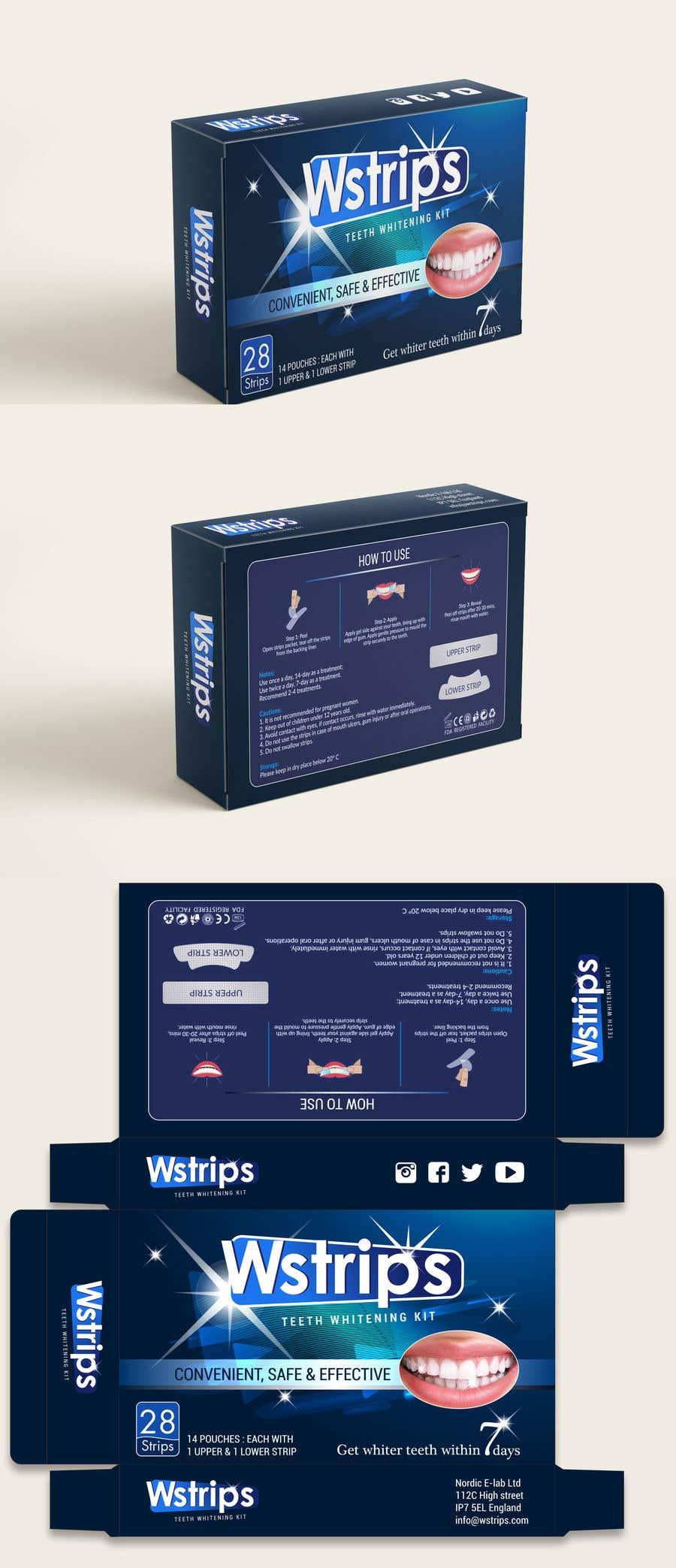 Konkurrenceindlæg #18 for packning design