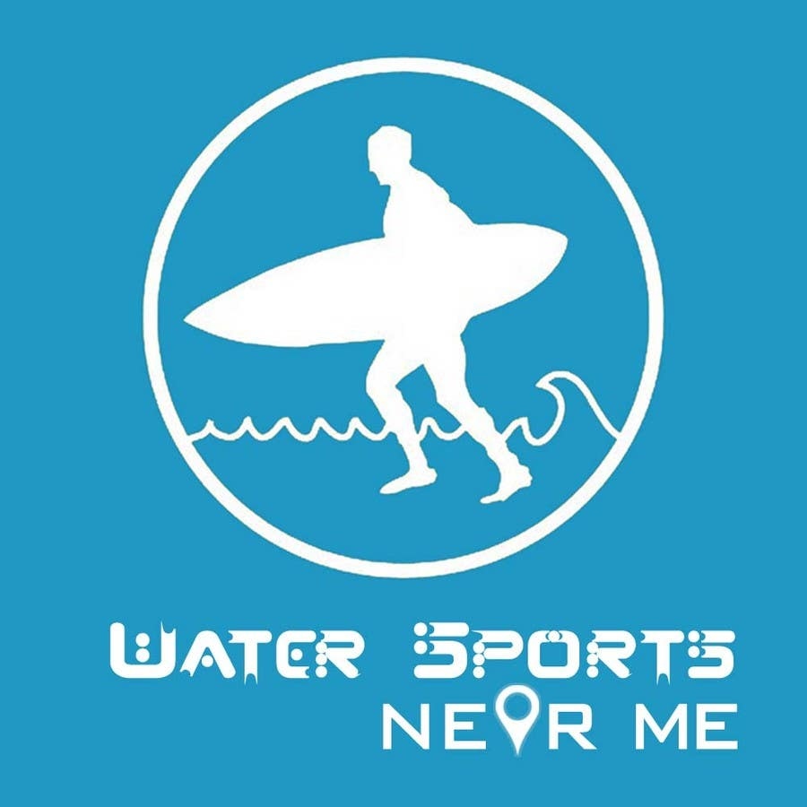 Water sports logo design maker